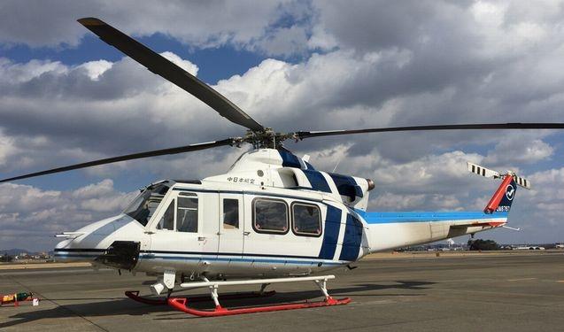 ベル412EP | ヘリコプター(多発)...