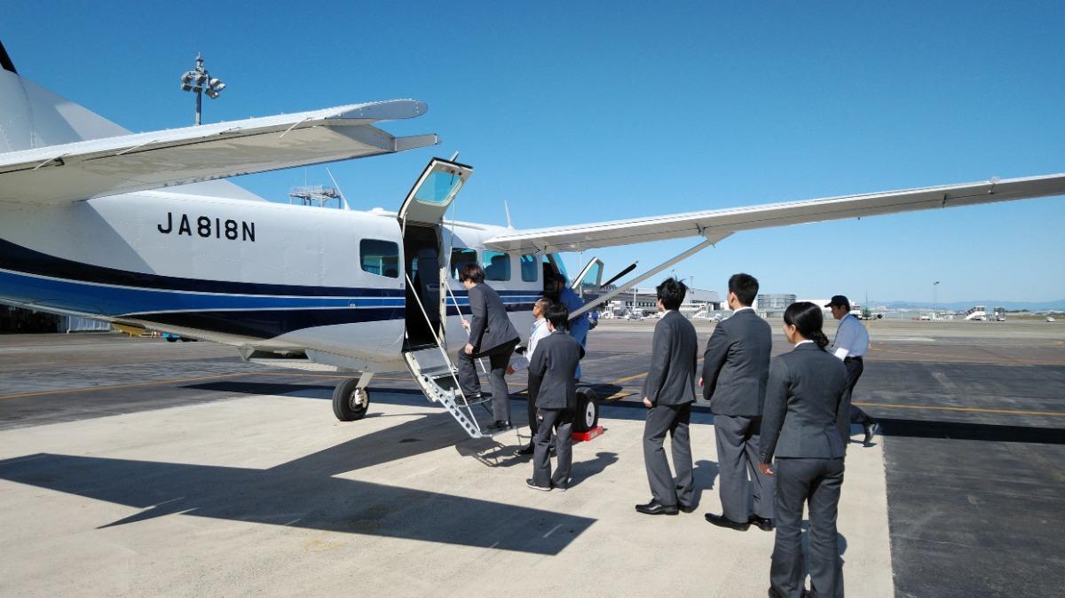 中 日本 航空